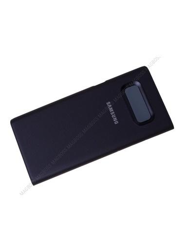 Samsung Note 8 Black Kılıf Siyah